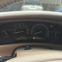 Picture of 2000 Buick Park Avenue Base