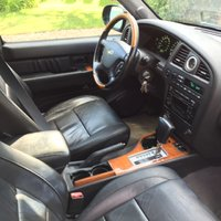 Picture of 2003 Infiniti QX4 4 Dr STD 4WD SUV