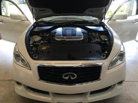 Picture of 2013 Infiniti M56 X, exterior, engine