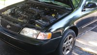 Picture of 1997 Nissan Sentra GXE, engine, gallery_worthy