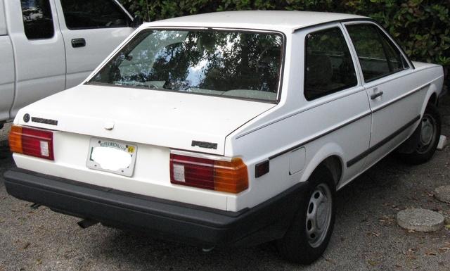 1990 Volkswagen Fox