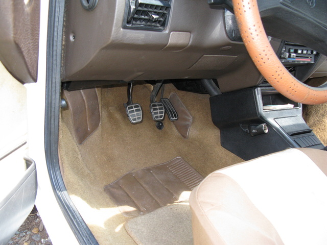 Picture of 1990 Volkswagen Fox Base Coupe, interior, gallery_worthy