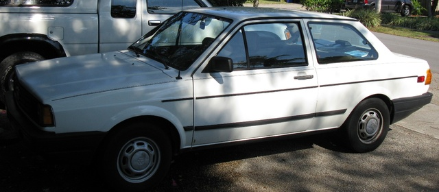 Picture of 1990 Volkswagen Fox Base Coupe