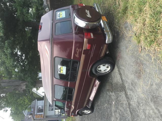 Picture of 1995 Chevrolet Sportvan 3 Dr G20 Passenger Van