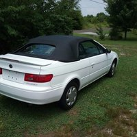 Picture of 1997 Toyota Paseo 2 Dr STD Convertible, exterior