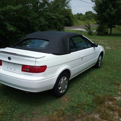 Picture of 1997 Toyota Paseo 2 Dr STD Convertible