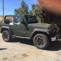 Picture of 2016 Jeep Wrangler Rubicon Hard Rock