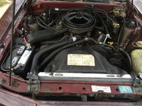 Picture of 1984 Ford Thunderbird Turbo, engine