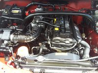 Picture of 2001 Chevrolet Tracker Base 4WD, engine