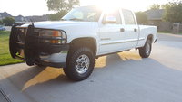 Picture of 2002 GMC Sierra 2500HD 4 Dr SLE Crew Cab SB HD, exterior