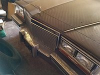 Picture of 1987 Cadillac Fleetwood D'elegance Sedan, exterior
