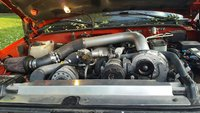 Picture of 1999 Chevrolet C/K 3500 Crew Cab Short Bed 4WD, engine