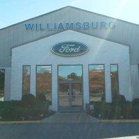 CMA's Williamsburg Ford logo