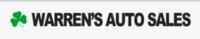 Warren's Auto Sales logo