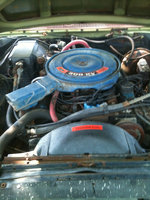 Picture of 1970 Ford LTD, engine