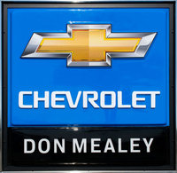 Don Mealey Chevrolet logo
