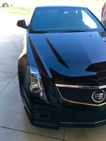Picture of 2014 Cadillac CTS-V Coupe Base, exterior