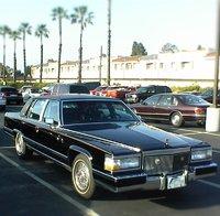 Picture of 1991 Cadillac Fleetwood Base Sedan, exterior