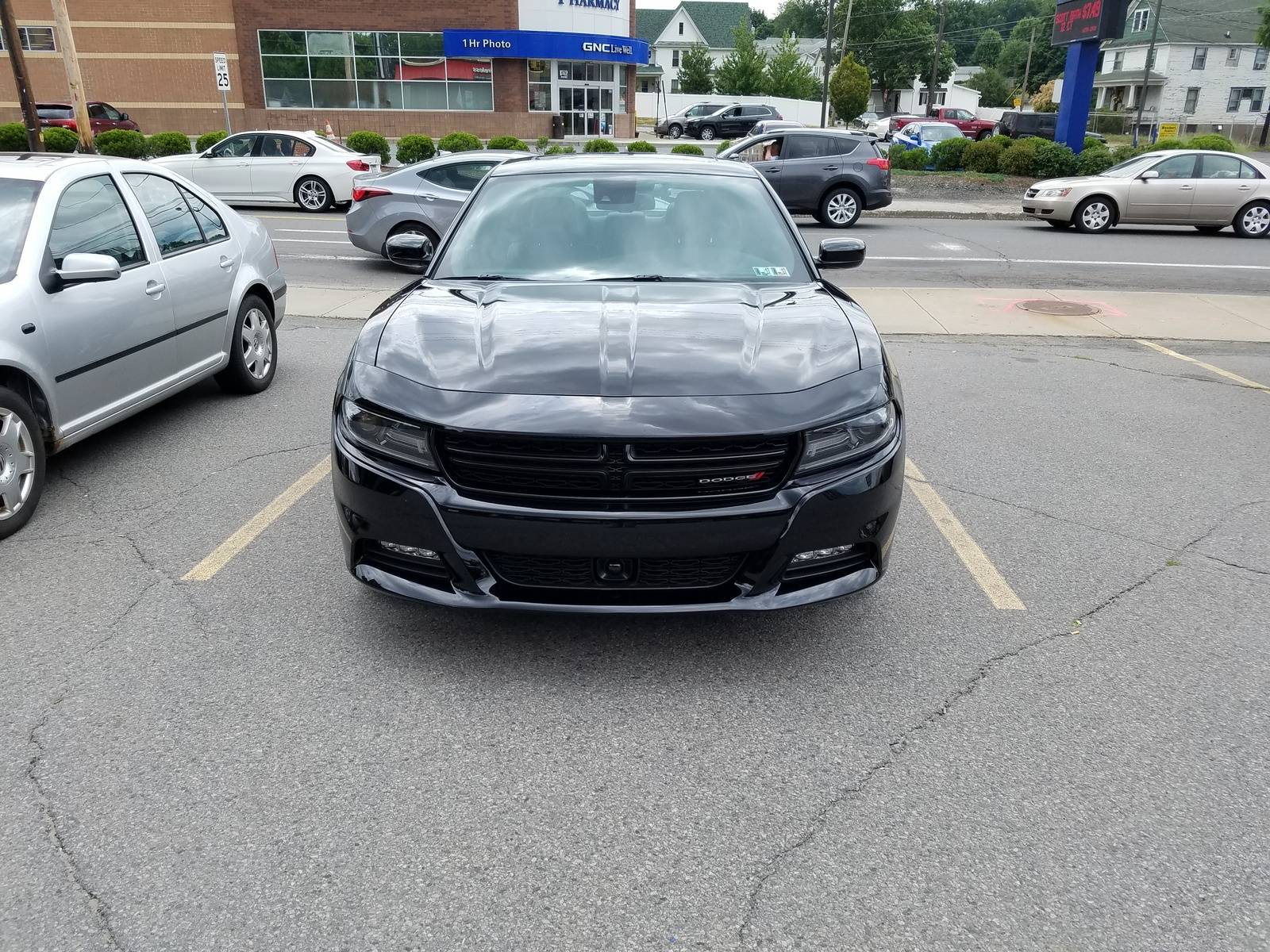 Picture of 2016 Dodge Charger R/T