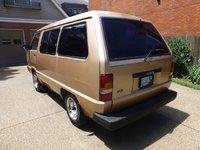 1985 Toyota Van Overview