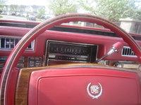 Picture of 1978 Cadillac Eldorado, interior