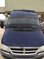 Picture of 2006 Dodge Sprinter Cargo 3500 High Roof 158 WB 3dr Ext Van DRW, exterior