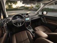 2017 Subaru Forester, Drivers view, interior, manufacturer, gallery_worthy