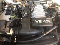 Picture of 2003 Toyota Sequoia SR5, engine