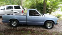 Picture of 1982 Chevrolet S-10 STD Standard Cab SB, exterior, gallery_worthy