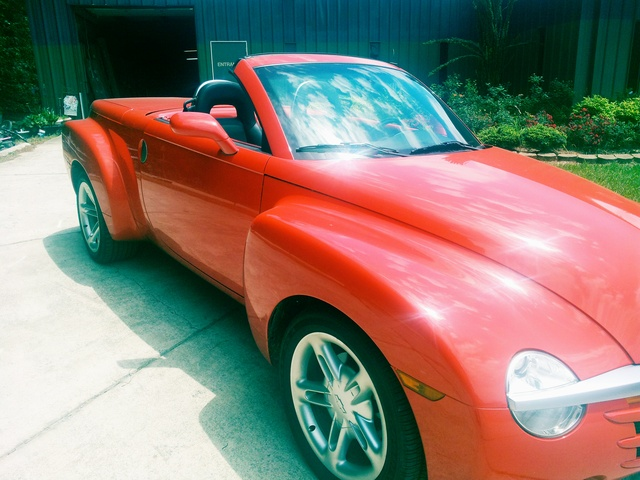 Picture of 2004 Chevrolet SSR 2 Dr LS Convertible Standard Cab SB
