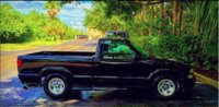 Picture of 1994 Chevrolet S-10 2 Dr STD Standard Cab LB, exterior