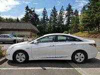 Picture of 2012 Hyundai Sonata Hybrid Base, exterior