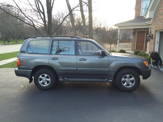 Picture of 2001 Toyota Land Cruiser 4WD