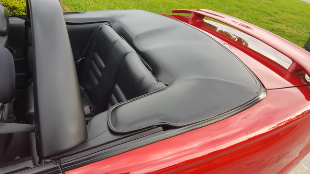 Picture of 1996 Ford Mustang SVT Cobra 2 Dr STD Convertible