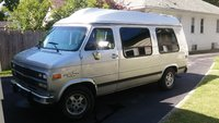1994 Chevrolet Sportvan Overview