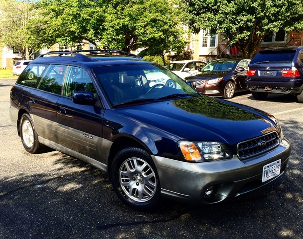 Picture of 2004 Subaru Outback Limited Wagon, exterior, gallery_worthy