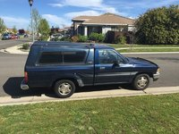 Picture of 1995 Toyota Pickup 2 Dr DX Standard Cab SB, exterior