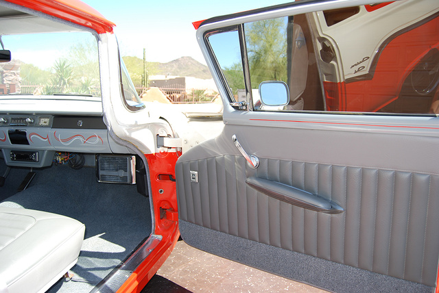 Picture of 1957 Ford Ranchero, interior, gallery_worthy