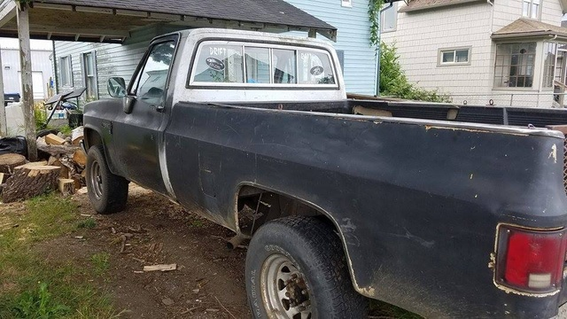 Picture of 1984 Chevrolet C/K 20