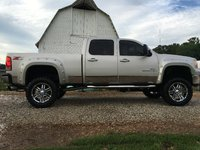 Picture of 2007 GMC Sierra 2500HD 4 Dr SLT Crew Cab 4WD, exterior