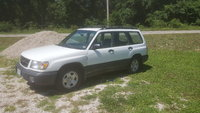 Picture of 1998 Subaru Forester Base, exterior