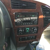 Picture of 2005 Buick Rendezvous CXL AWD, interior