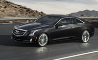 2017 Cadillac ATS Coupe Overview