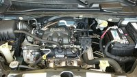 Picture of 2008 Chrysler Town & Country Touring, engine