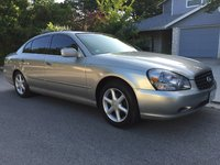 2002 Infiniti Q45 Overview