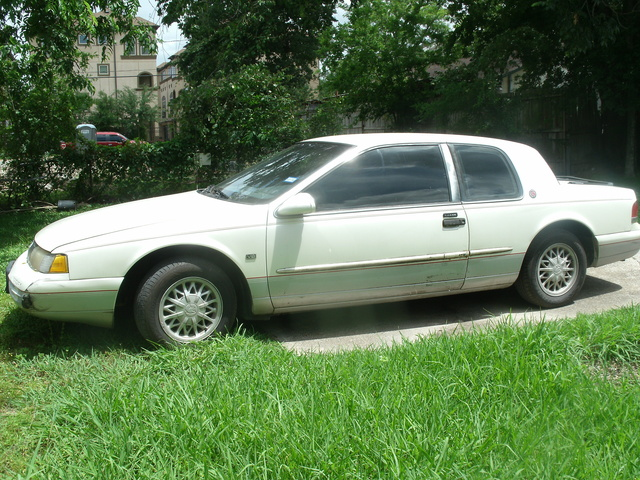 Picture of 1995 Mercury Cougar 2 Dr XR7 Coupe