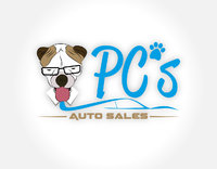 PC's Auto Sales logo