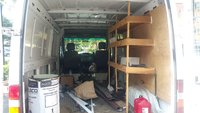 Picture of 2005 Dodge Sprinter 3 Dr 2500 140 WB Passenger Van Extended, interior