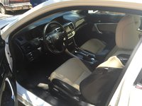 Picture of 2014 Honda Accord Coupe EX-L V6, interior