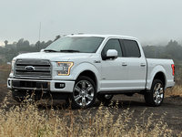 2016 Ford F-150 Limited SuperCrew 4WD, 2016 Ford F-150 Limited, exterior